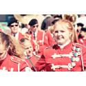 Olympiatravet 2014 - Paradorkester