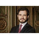 Prins Carl Philip inviger hearing om dyslexi
