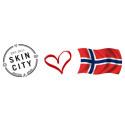 Skincity erbjuder nu leverans till Norge