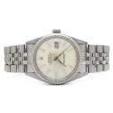 Klockor 6/12, Nr: 202, ROLEX, Oyster Perpetual, Datejust, Chronometer, Ref nr. 16030