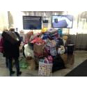 Högt samhällsengagemang bland göteborgare – 10 500 julklappar till behövande barn