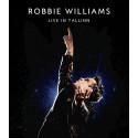 Robbie Williams ute med live-DVD