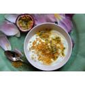 Bjud alla du älskar den 14/2 på en vacker och nyttig frukost med Larsa yoghurt!