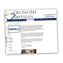 Swinx visar effektiv fakturatolkning på Ekonomimässan i Kista, 9-10 okt