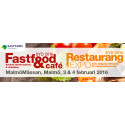 Besök oss på Nordens största Café/Restaurang-mässa i Malmö 3-4 februari!