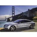 Audi modtager som den første bilproducent tilladelse til at teste førerløse biler i Californien