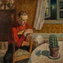 Moderna män visas på Mjellby Konstmuseum i vår