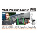 New Technology Afloat - Digital Yacht launch 5 new products at METS 2014