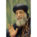 Koptisk-ortodoxe påven Tawadros till Sverige