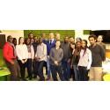 E-hälsa fångade internationella studenters intresse