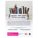 Svensk biblioteksförening i Almedalen