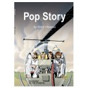 EXCLUSIVELY FOR ABBA THE MUSEUM! POP STORY BY BJÖRN ULVAEUS. Illustrated by Ola Skogäng.