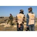 Vädjan från Kyrkornas världsråd om extra följeslagare till palestinsk by