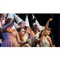 Romeo och Julia-kören ger Julkonsert på Vallentuna Teater