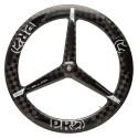 New PRO 3-spoke Wheel Reinforced by TeXtreme®