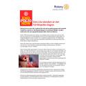 Om Rotary och polio