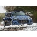 Hyundai fortsätter att utveckla nya generationens i20 WRC
