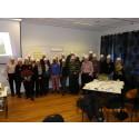Workshop för framtiden med Fjällvägen på huvudet