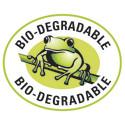Midlandsymbol för biologiskt nedbrytbara produkter