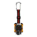 Ricoh WG-1M actionkamera orange med karbinhake/rem