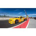 Norrmannen som ska bli svensk mästare i V8 Thunder Cars