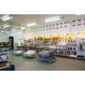 Sto öppnar ny yrkesbutik i Uppsala