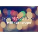 Premiär: Digitala Surret - veckouppdateringen som hjälper dig hålla koll på det digitala