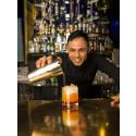 Ángel Pena, Barchef på Hotel Quality Globen