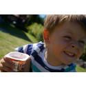 Jubler for ny og bedre Safari barneyoghurt
