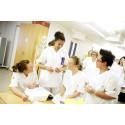 Poppis att vilja bli sjuksköterska