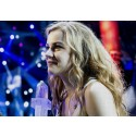 Emmelie de Forest från Danmark vann hela schlagerfestivalen 2013 – nu klar för Nationaldagsfirandet i Kungälv