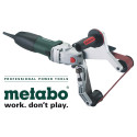 Metabo's New Pipe and Tube Belt Sander Ideal for Burnishing, Finishing and Reconditioning