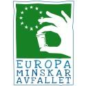 """Elever från söder till norr har uppmärksammat """"Europa minskar avfallet"""" med olika aktiviteter"""