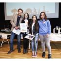 Vinnare Svensk Energis pris Bästa energilösning Södra skolan, Katrineholm