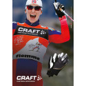 Podium leather glove: a multiple World Champion even before launch!