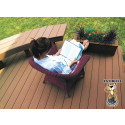 7 Outdoor Decking Ideas Featuring evoDECK Published by Design Portal Cromly