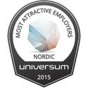 Nordens mest attraktiva arbetsgivare