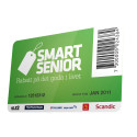 Smart Seniors medlemskort 2010