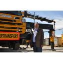 2 Scania med 53 tons avanceret råstyrke
