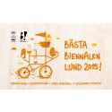 Cykelförvandling temat för Bästa Biennalen i Lund