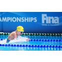 Pressträffar inför VM i simning i Kazan