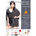 Evorich Flooring Group Sponsoring Miss Earth Singapore 2012