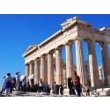 Kreikkalainen kaupunkiloma ajattomassa Ateenassa