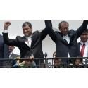 Ecuador's Correa cruises to new term