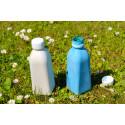 Flasker af genbrugspapir kan afløse flasker af plastic