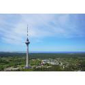 Först alla trapporna i Eiffeltornet – nu tv-tornet i Tallinn