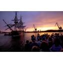 Tall Ships Regatta till Göteborg 2016