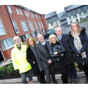 Housing partners provide 18 family homes in Prestwich