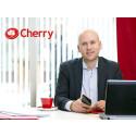 Fredrik Burvall utsedd till ny VD för Cherry