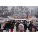 Jokkmokks marknad blev blåst på kylan - över 40.000 besökare kom.